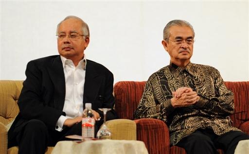MALAYSIA-POLITICS-UMNO