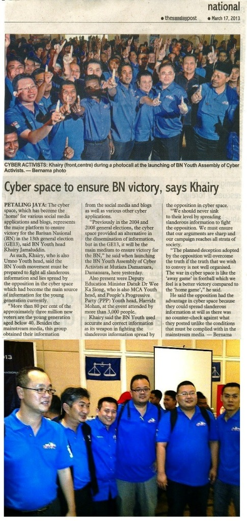 BN YouthCyberActivists (16032013)