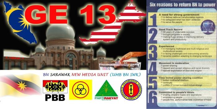 GE13 #1