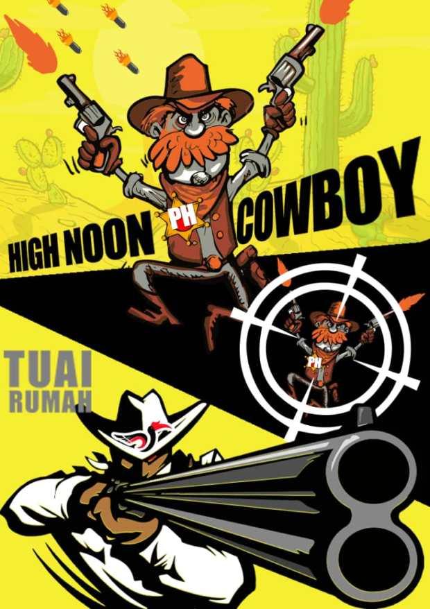 highnoon cowboy